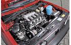 VW Golf II GTI, Vorderrad