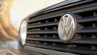 VW Golf II, Kühlergrill