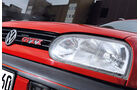 VW Golf III GTI, Kühlergrill