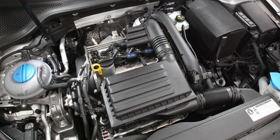 VW Golf, Motor