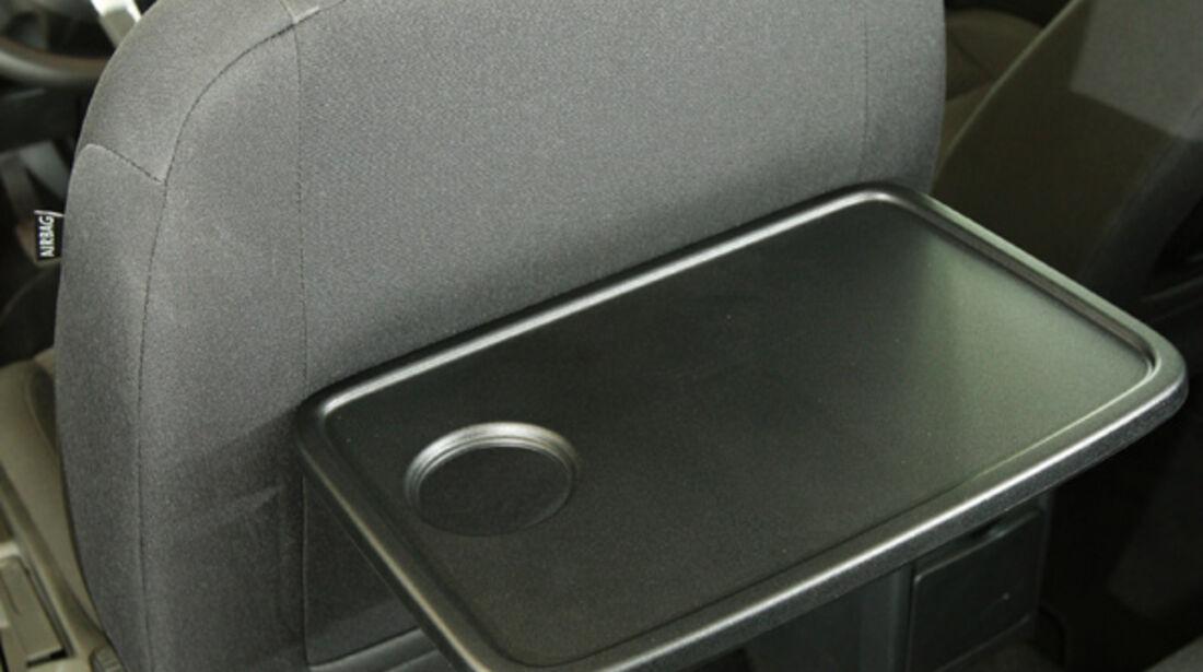 VW Golf Plus 1.6 TDI BMT, Klapptisch, Fahrersitz