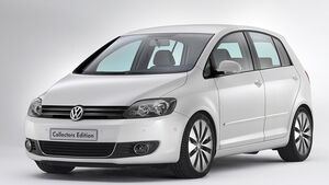 VW Golf Plus Collectors edition