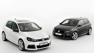 VW Golf R Sondermodell, Genf