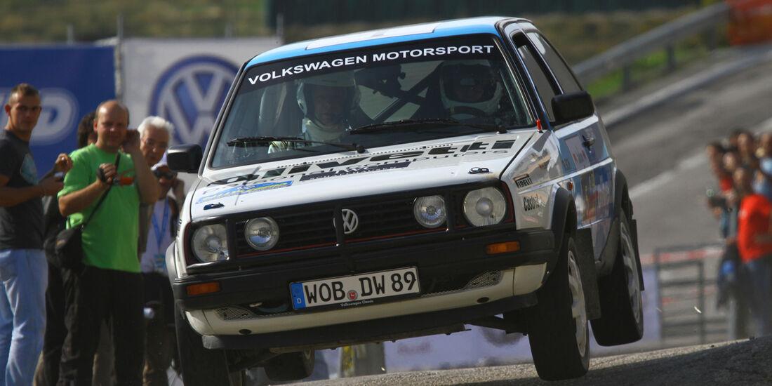 VW Golf, Rennszene