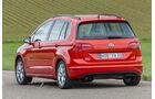 VW Golf Sportsvan 1.4 TSI, Heckansicht