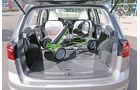 VW Golf Sportsvan 2.0 TDI, Kofferraum