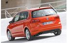 VW Golf Sportsvan, Heckansicht