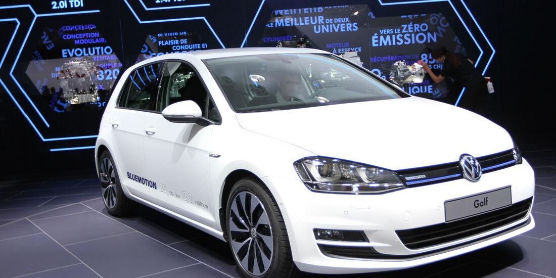 VW Golf VII Bluemotion
