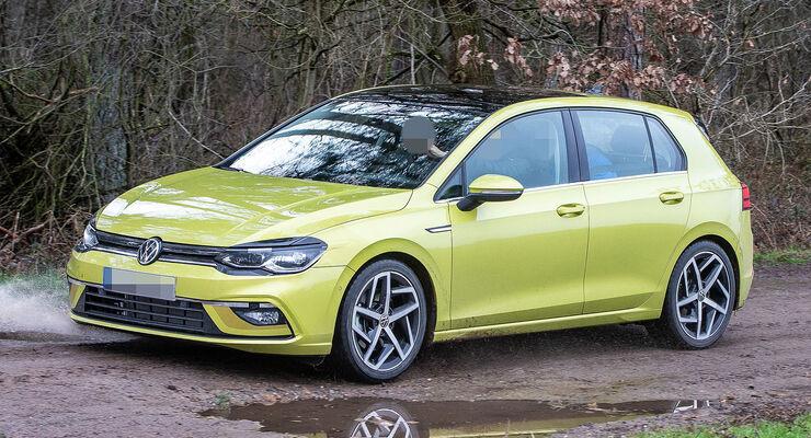 Neuer Vw Golf 8 2019 Motoren Preis Marktstart Infos Auto