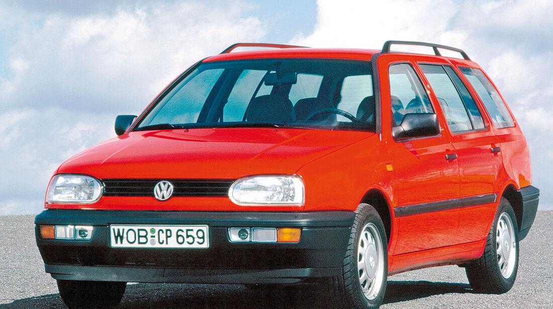 VW Golf Variant III