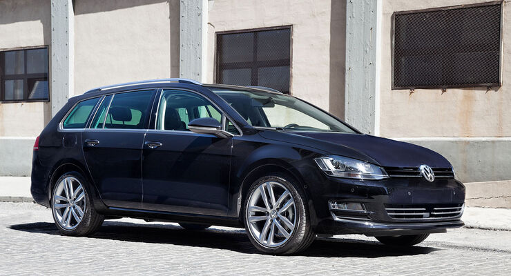 VW Golf Variant US-Markt 2.0 TDI 4Motion