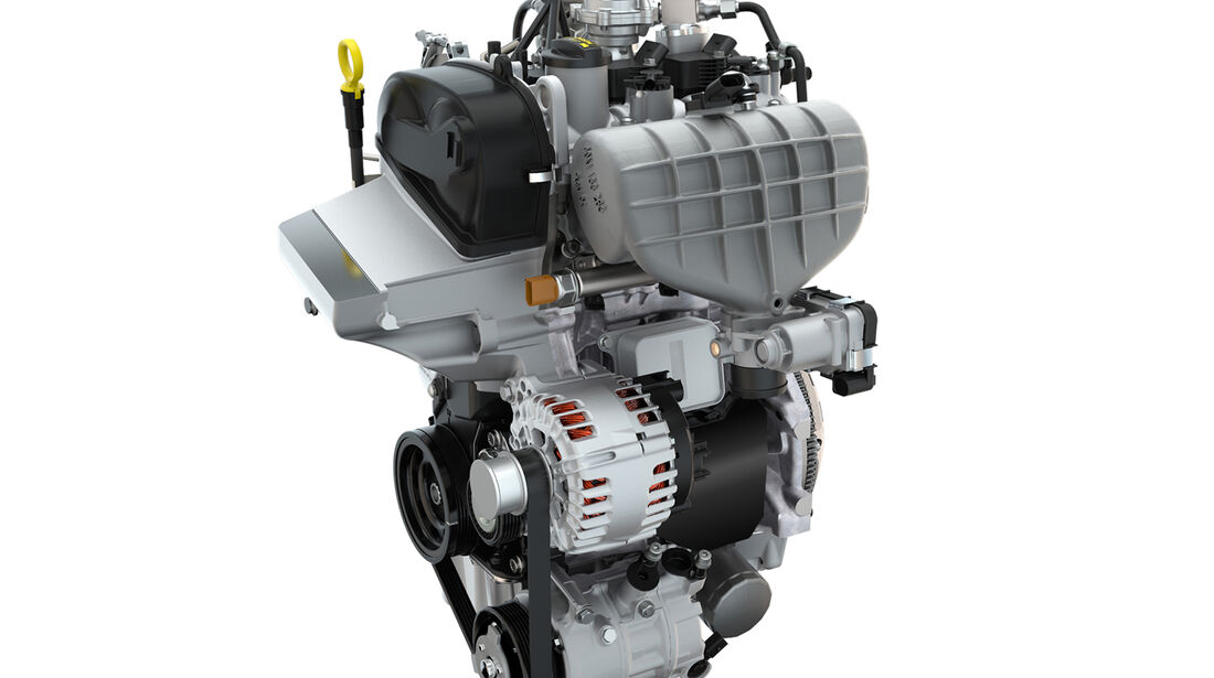 VW High Performance 3 Zylinder TSI