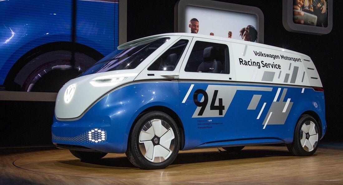 VW I.D. Buzz Cargo (2018)