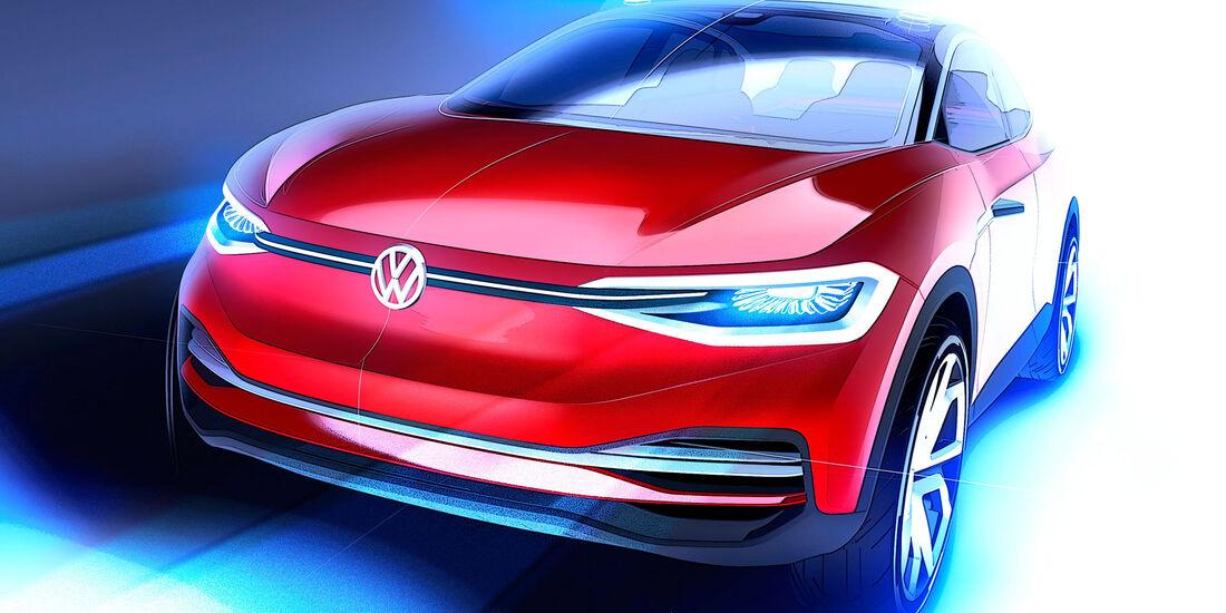 VW I.D. Crozz