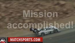 VW I.D. R Pikes Peak Rennen Video Teaser