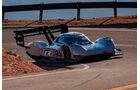 VW I.D. R Pikes Peak finale Erprobung