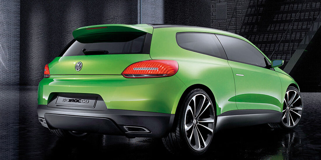 VW Iroc