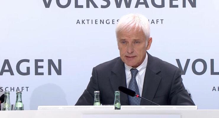 VW Jahres-PK 2016