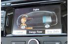 VW Jetta 1.4 TSI Hybrid, Fahrmodus, Display