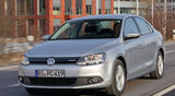 VW Jetta 1.4 TSI Hybrid, Frontansicht