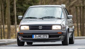VW Jetta 1.8, Frontansicht