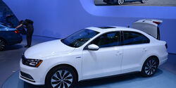 VW Jetta Facelift 2014 Sperrfrist 14.4.2014