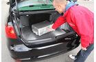 VW Jetta, Kofferraum