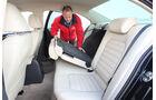 VW Jetta, Rückbank, umklappbar