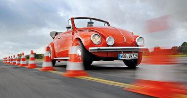VW Käfer 1302 LS Cabriolet, Frontansicht