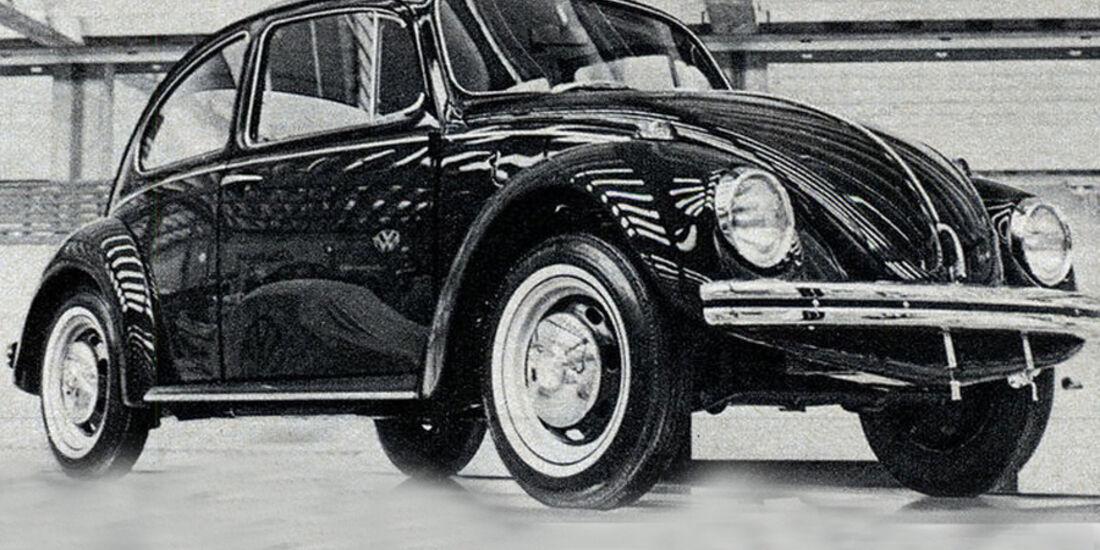 VW, Käfer, Iaa 1967