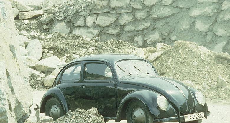 VW Käfer Prototyp