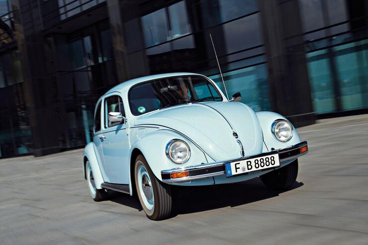 VW Käfer Ultima Edicion, Frontansicht