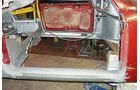 VW Karmann-Ghia Cabriolet, Rostschäder