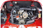 VW Karmann Ghia, Motor