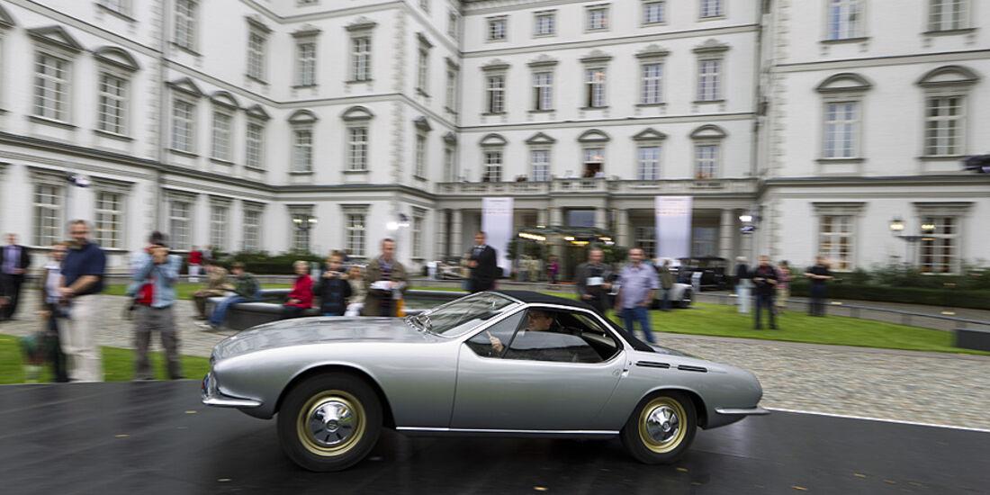 VW Karmann Ghia Typ 1 Studie, Baujahr: 1965