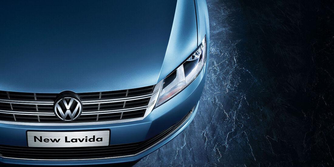 VW Lavida Auto China 2012