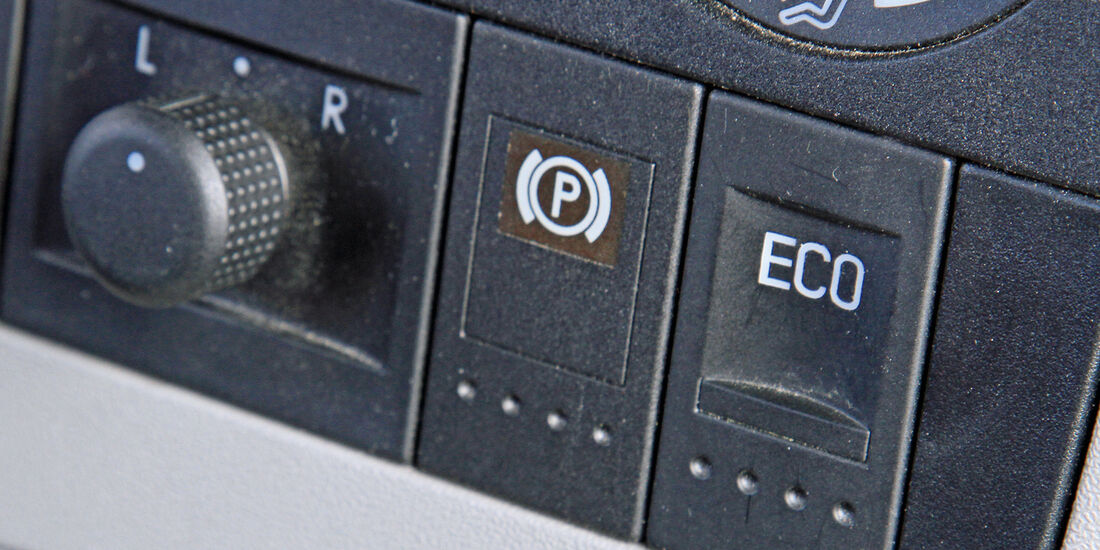VW Lupo 3L, Bedienelemente