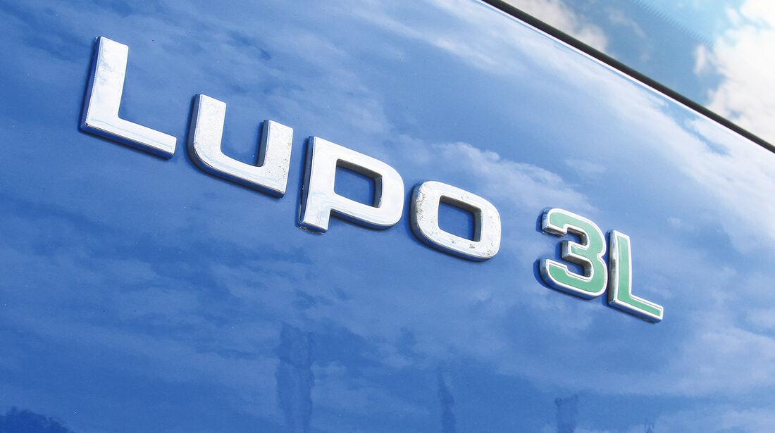 VW Lupo 3L, Typenbezeichnung