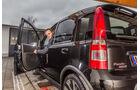 VW Lupo GTI, Seitenführung