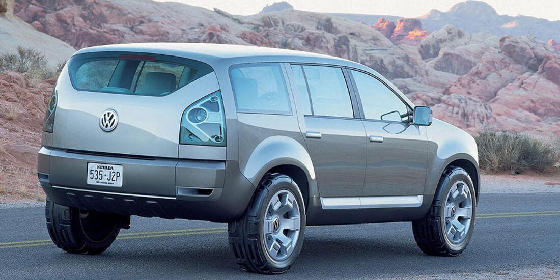 VW Magellan Concept