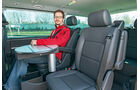 VW Multivan 2.0 BiTDI, Fondsitz, Tisch