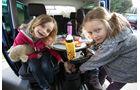 VW Multivan 2.0 TDI, Innenraum, Kinder