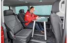 VW Multivan 2.0 TDI, Innenraum