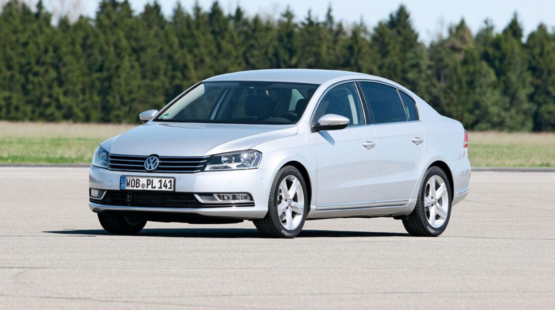 VW Passat 1.6 TDI, 105 PS