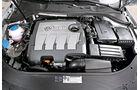 VW Passat 1.6 TDI Bluemotion, Motor