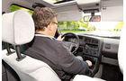 VW Passat 1.8 GL, Cockpit, Alf Cremers