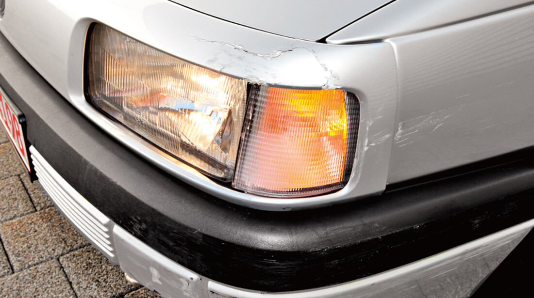 VW Passat 1.8 GL, Licht