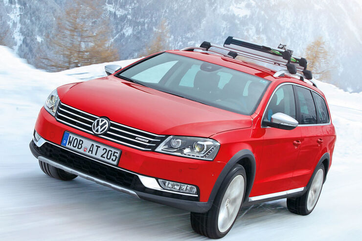 vw passat alltrack der abenteuer kombi auto motor und sport. Black Bedroom Furniture Sets. Home Design Ideas