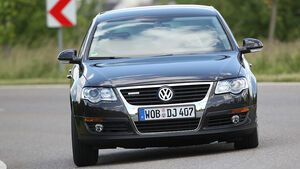 VW Passat Blue TDI
