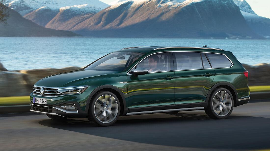 VW Passat Facelift 2020